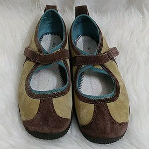 MERRELL Circuit MJ Moss Walking Hiking Shoes 8.5
